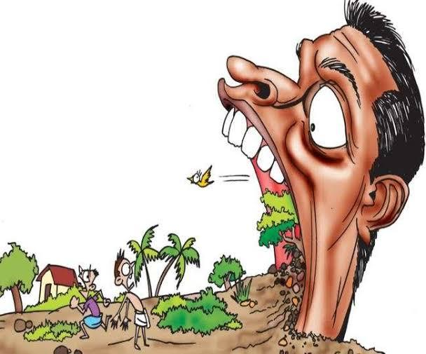 लखनऊ:भू माफियाओं के आगे एंटी टास्क फोर्स टेक रही घुटने